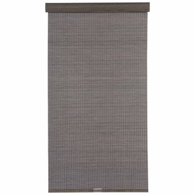 jcpenney.com | Custom Motorized Woven Bamboo Roller Shade