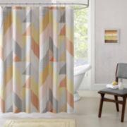 Parker Cotton Shower Curtain