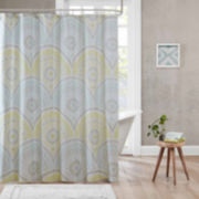Nicolette Cotton Shower Curtain
