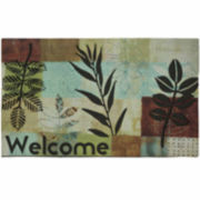 "Mohawk Home® Peaceful Nature Rectangle Doormat - 18""X30"""
