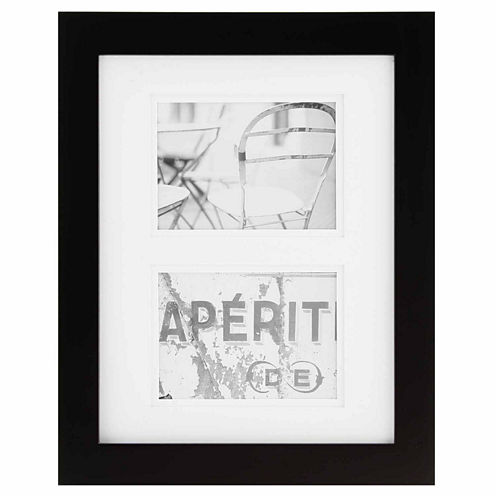 """Gallery Solutions 5x7"""" Matted Picture Frame"""