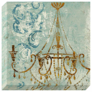 jcpenney.com | Pinnacle Chandelier Canvas Art