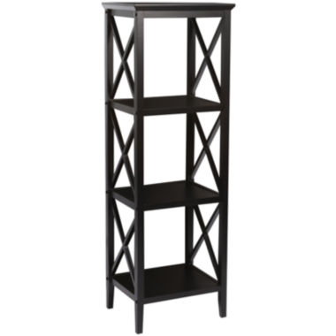 jcpenney.com | Riverridge Home 4-Shelf Bathroom Shelf