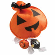 Lindt Pumpkin Favor Bags