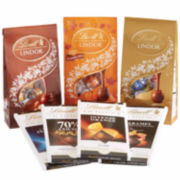 Lindt Fall Flavors Collection
