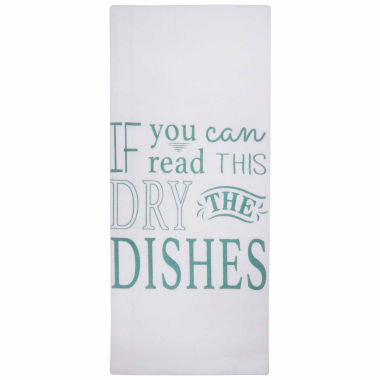 jcpenney.com | Metro Farmhouse by Park B Smith 2-pc. Dry The Dishes Kitchen Towel