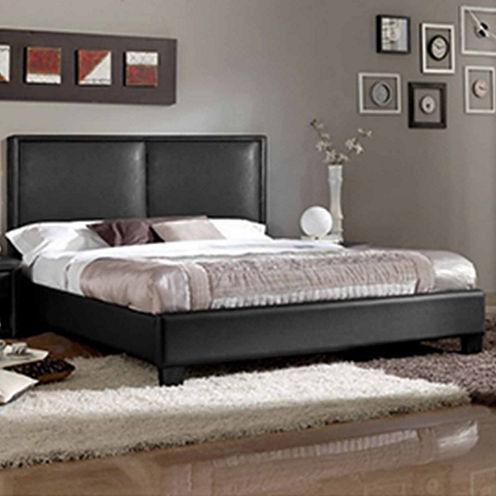 Baxton Studio Moderne Modern Platform Bed
