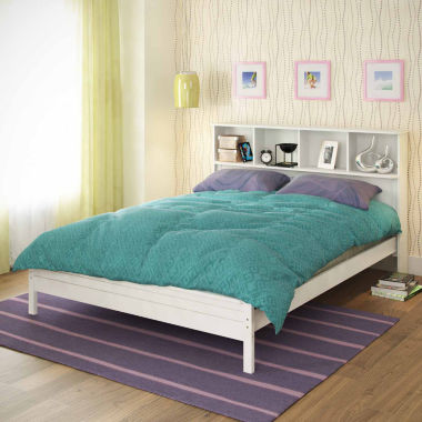 jcpenney.com | Ashland Bookcase Headboard Bed