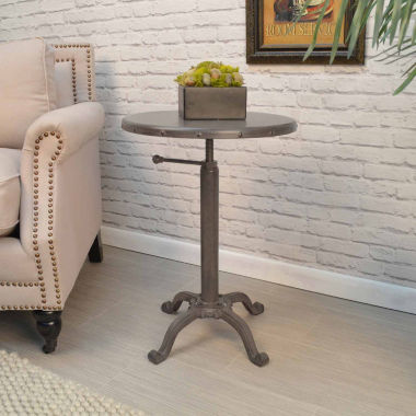 jcpenney.com | Carolina Chair & Table Irene Adjustable Vintage End Table