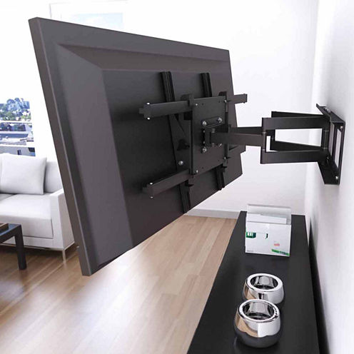 "Full Motion 70"" and Up TV Wall Mount"