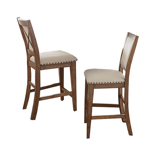 Steve Silver Co Bellamy 2-pc. Side Chair