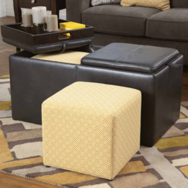 jcpenney.com | Signature Design by Ashley® Hodan Ottoman with Storage Set