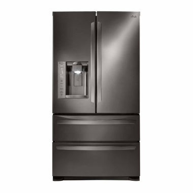 jcpenney.com | LG 27 cu. ft. Ultra Large 4-Door French-Door Refrigerator