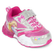 Mattel® Barbie  Girls Athletic Shoes - Toddler