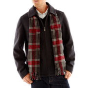 Dockers® Melton Bomber Jacket