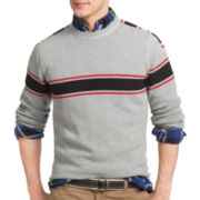 IZOD® Ski Club Crewneck Sweater