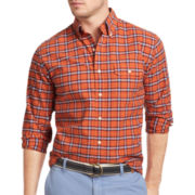 IZOD® Peached Twill Woven Shirt