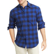 IZOD® Ski Club Plaid Shirt