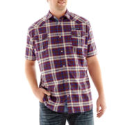 i jeans by Buffalo Rory Woven Shirt-Big & Tall