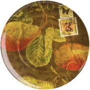 Waechtersbach Nature Set of 4 Pear Salad Plates