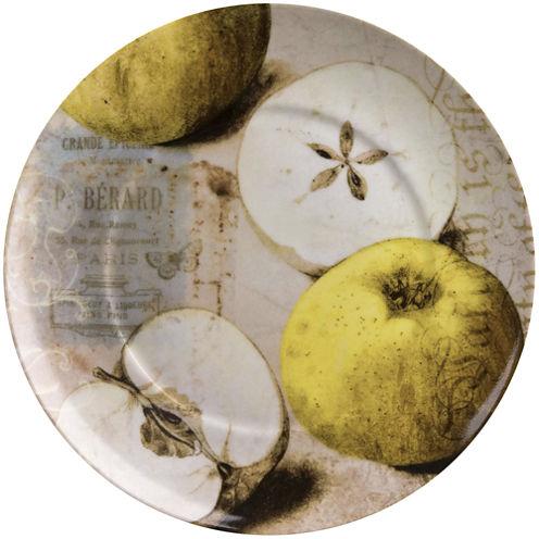 Waechtersbach Nature Set of 4 Apple Salad Plates