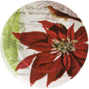 Traditions Set of 4 Peace Salad Plates
