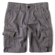 Arizona Cargo Shorts - Boys 6-18, Slim and Husky
