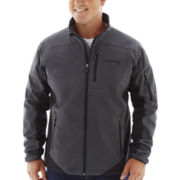 Free Country® Solid Soft Shell Jacket–Big & Tall