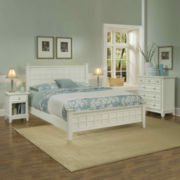 Maxwell Queen Bed, Nightstand and Chest