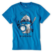Okie Dokie® Short-Sleeve Graphic Tee – Boys 12m-24m