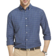 Van Heusen® Traveler Blues Long-Sleeve Woven Shirt
