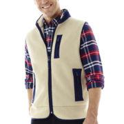 St. John's Bay® Sherpa Vest