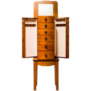 Hives and Honey Berlin Jewelry Armoire