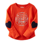 OshKosh B'gosh® Long-Sleeve Knit Top – Girls 4-6x
