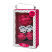 Headband and Socks Set - Girls One Size