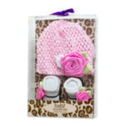 Hat and Socks Set – Girls One Size