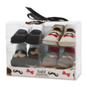 4-pk. Little Gentleman Socks - Boys One Size
