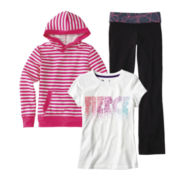 Xersion™ Graphic Tee, Hoodie or Yoga Pants - Girls