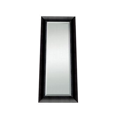 jcpenney com   Satin Black Beveled Full Length Wall Mirror. Satin Black Beveled Full Length Wall Mirror