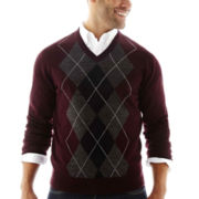 Dockers® Raker V-Neck Sweater