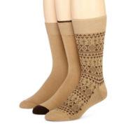Dockers® 3-pk. Classics Crew Socks