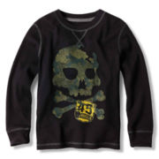 Arizona Long-Sleeve Thermal Tee - Boys 2t-6