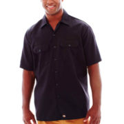 Dickies® Short-Sleeve Work Shirt–Big & Tall