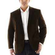 Stafford® Signature Corduroy Sportcoat–Portly
