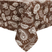 Charlotte Paisley Tablecloth