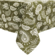 Charlotte Paisley Tablecloth