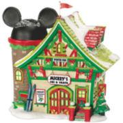 Department 56 Disney Village Mickey's Ski Chalet