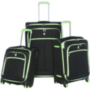 O-Tron Expandable Spinner Upright Luggage Collection
