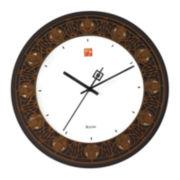 Bulova® Frank Lloyd Wright Nathan Moore Wall Clock