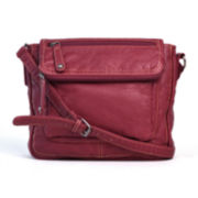 St. John's Bay® Rocky Flap Crossbody Bag